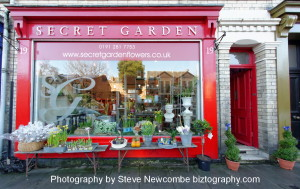 Secret Garden Flower Shop